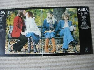 ABBA Greatest Hits Album-Epic Label-VG condition.