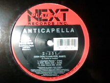 """ANTICAPPELLA 2√231 12"""" USA ITALO ZONE"""