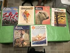 LOT OF 6 1930 - 1948 COUNTRY GENTLEMAN MAGAZINE FARM AGRICULTURE EQUIPMENT ADS