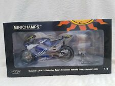 Minichamps 2005 Valentino Rossi 1:12 Yamaha YZR-M1 GO!!!!!!! 122053046