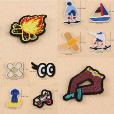 Garment Accessories Cloth sticker Boutonniere Embroidery Patch Patch Applique