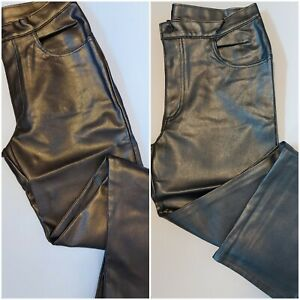 Men's Fashion Jeans Vintage Retro Style Bronze and Silver by Jet Jeans