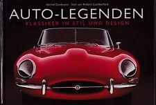 Auto-leyendas, clásico en estilo y diseño, estrella horas del auto design, 2005