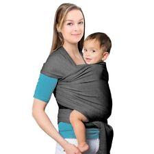 Fascia Elastica Porta Bebè, Marsupio Neonato, Porta Bambino, Alta Qualità