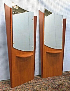 ART DECO MODERN HALL STAND VANITY MIRROR CONSOLE END TABLE TREE MID CENTURY