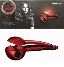 LIMITED Edition BABYLISS PRO PERFECT CURL SECRET Rosso Curler