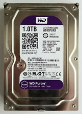 "Western Digital 1TB,Internal,5400RPM,3.5"" (WD10PURX) HDD"