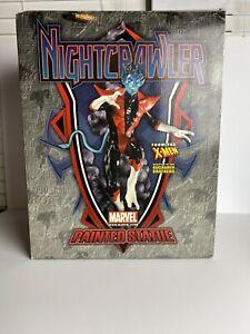 BOWEN DESIGNS MARVEL X-MEN NIGHTCRAWLER PAINTED STATUE BY KUCHAREK BROS