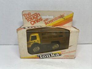 Tonka 1100 Scramblers Cattle Company Box Truck New Sealed In Box NIB