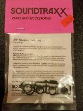 """SOUNDTRAXX 3/8"""" SPEAKER BAFFLE KIT P.N. 810107 NEW"""