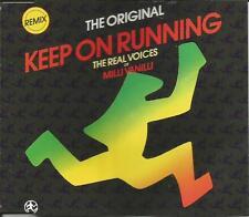 MILLI VANILLI Keep on Running MIXES & UNRELEASE & RADIO version CD single SEALED