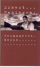 Weltliteratur & Klassiker im Taschenbuch-Format mit Ernest Hemingway Belletristik-Bücher auf Deutsch