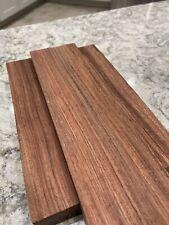 New listing Vintage Rosewood Guitar Neck Bois de Rose Quartersawn Blank for Project Build
