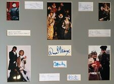 BLACKADDER - Signed Mounted compilation