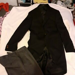 Morning Suit .tails And Trousers. 38R/36R. Steampunk buttons.