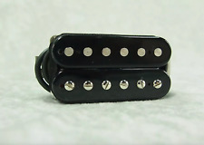 NEW! Bare Knuckle Abraxas bridge humbucker pickup with black coils