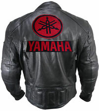 YAMAHA IRON-ON-Embroidered-Patch