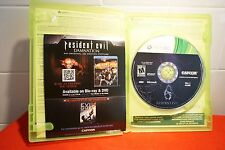 Resident Evil 6 (Microsoft Xbox 360 Game) ***RARE***TESTED***DISC 1 and 2