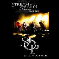 Stream of Passion: Live in the Real World Ayreon Concert SEALE DVD NEW