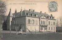 COUCHES-les-MINES - Château de MARDOR
