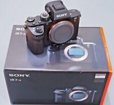 Store demo 2739 shutter only! Sony Alpha a7R II 42MP Digital Camera A7 R2 RII