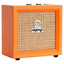 Orange*CR3*Micro Crush PiX 3Watt 9-Volt Mini Amp Head Amplifier FREE 2DSHIP NEW