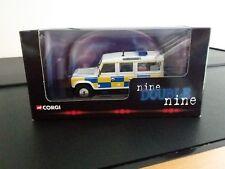 CORGI PSNI POLICE LAND ROVER DEFENDER DIE CAST 1/43 POLICE CAR MODEL NEW