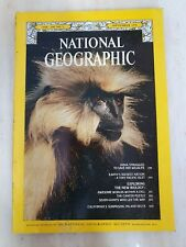 NATIONAL GEOGRAPHIC MAGAZINE: EARTH'S RICHEST NATION - SEPTEMBER 1976