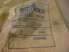 NEW Morse Controls  #D300836 Steering Helm Kit  3-A-1