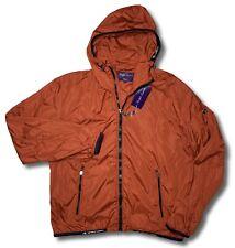 895$ Ralph Lauren Purple Label Red Windbreaker Waterproof Size Large