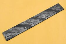 HAND FORGED DAMASCUS STEEL BILLET BAR for knife making