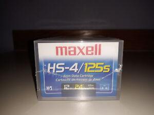 Uno Maxell 12GB/24GB 4mm DDS-3 Dat Nastro Cartuccia
