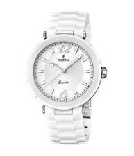 Polierte Unisex Armbanduhren mit Edelstahl-Armband und arabischen Ziffern