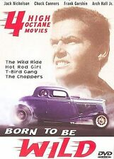 Born to be Wild - 4 Movie Set (DVD, 2001, 2-Disc Set)