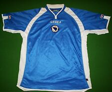 Bosnia & Herzegovina Player Issue Football Training Shirt-Legea-Trikot-Soccer XL