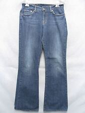 A5106 Lucky Brand Navy Blue Cool USA Made Jeans 4/27