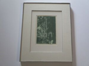 JASPER JOHNS LITHOGRAPH HAND PENCIL SIGNED RARE ABSTRACT EXPRESSIONISM MODERN