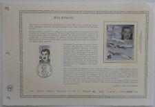 Document Artistique DAP 893 1er jour 1990 Aviation Max Hymans Air France