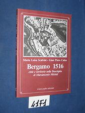 Scalvini Calza BERGAMO 1516