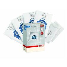 Pack 8 véritable pour aspirateur MIELE GN Hyclean Aspirateur Nettoyant Hoover Poussière Sacs avec Filtre