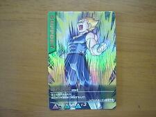 DRAGON BALL Z Trading cards DATA CARDDASS BAKU RARE 079-ⅠGenkaitopa Japanese