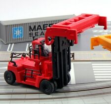 Spur N-Kato container veicolo rosso - 31631 NUOVO