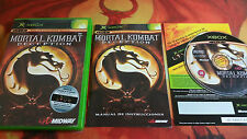 MORTAL KOMBAT DECEPTION PAL ESP XBOX ENVÍO 24/48H