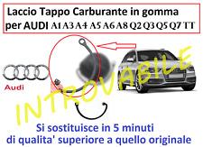 Laccetto Filo Cordino Cavetto per Tappo Serbatoio AUDI A1 A3 A4 A5 A6 A8 Q2,3,5