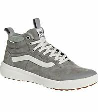 Vans UltraRange Hi MTE Wool Frost Gray Men's Classic Skate Shoes 4.5 men / 6 W