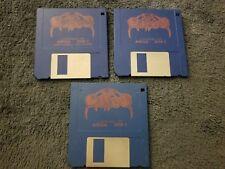 Obitus 3 Floppy Game Kit For The Amiga