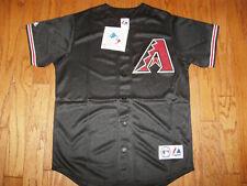 Arizona Diamondbacks Alternate Black Jersey w/Tags  Size XXL (Adult)