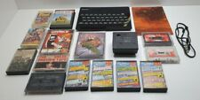 Sinclair ZX Spectrum with Games and Manual - please read description