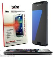 Genuine Tech21 Impact Shield Self Heal Screen Protector For Samsung Galaxy S4