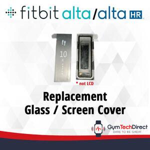 Replacement Glass / Screen Display Cover for Fitbit Alta & Alta HR! [DIY REPAIR]